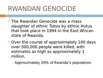 Research paper thesis help genocide