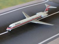 Meridiana MD-80  Model Aircraft 1/400 Scale Gemini Jets
