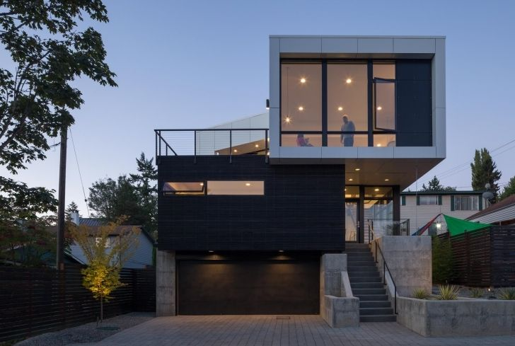 Outstanding Garage Garage With Inlaw Apartment House And Garage