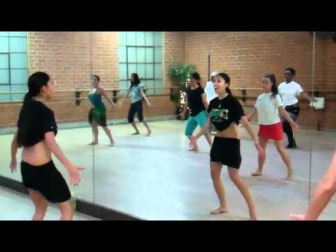 Tahitian Dance with Leolani 4/6 - YouTube