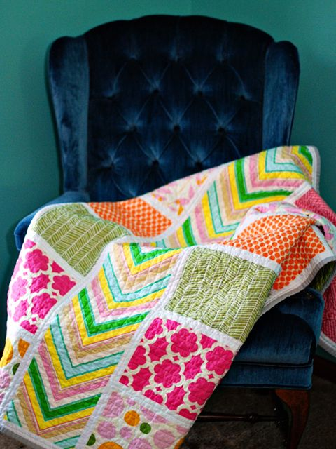 I love quilts....  :)
