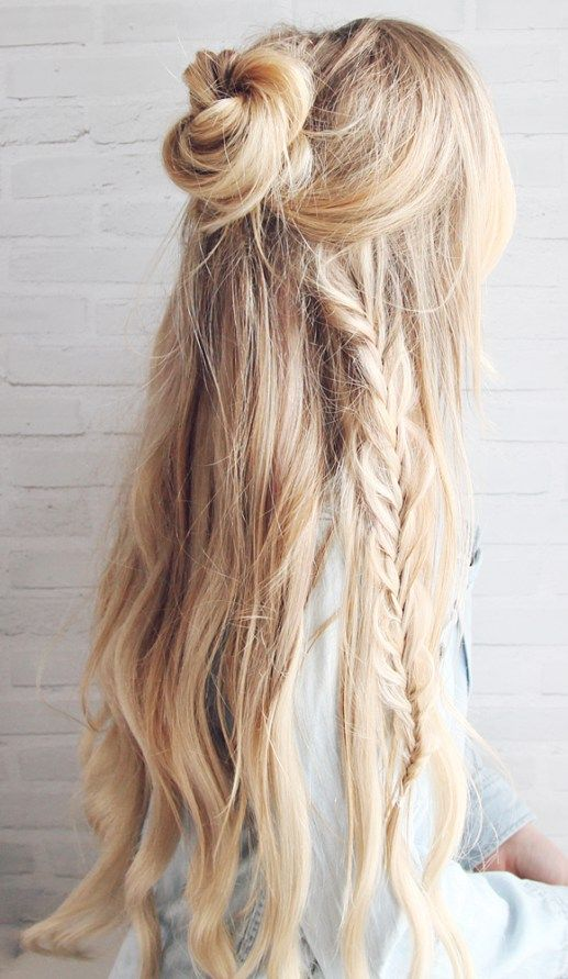 Your hair is your best accessory. I created this hair tutorialto help you al…
