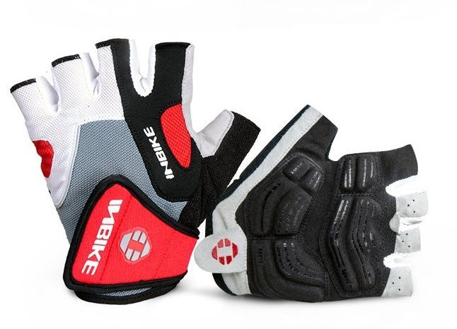 Cycling Gloves Half Finger Racing - Gloves