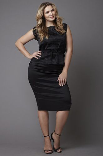 Блог Кати Жарковой: правила шопинга для девушек plus size   Marie Claire