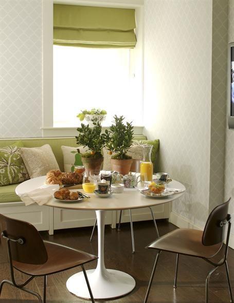Nook Kitchen Table. Rosemarie Bloch Adc Blog. Kitchen Bench. Tour ...