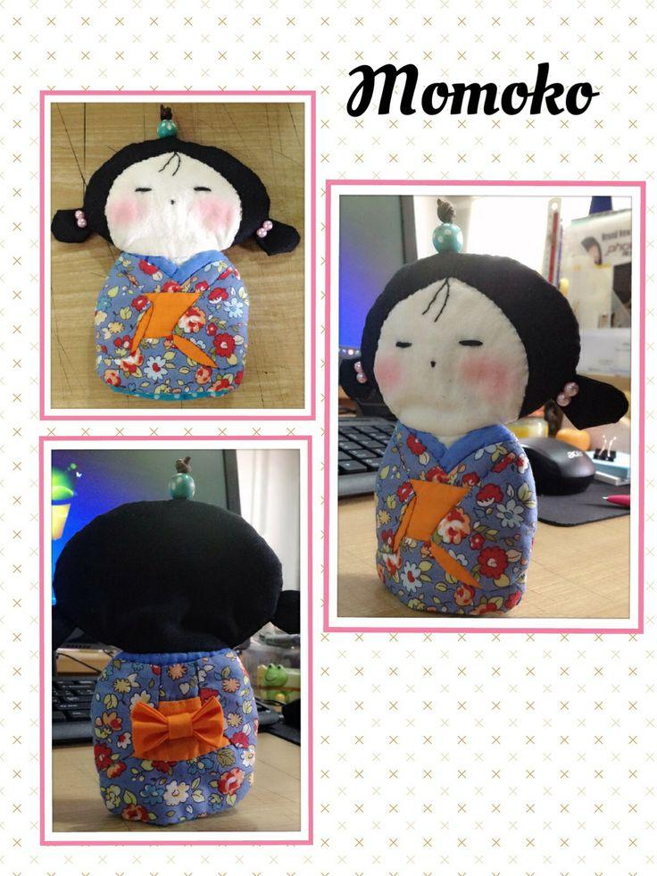 Key cover Momoko