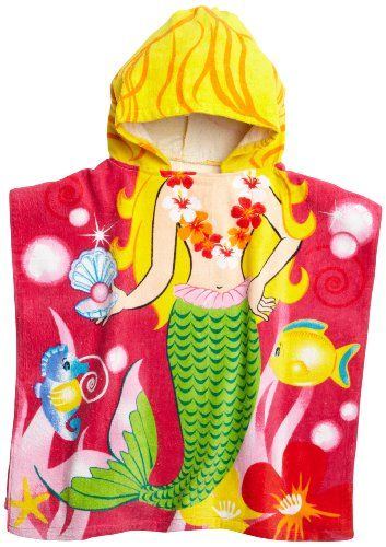 Northpoint Mermaid Kids Hooded Beach Towel Northpoint,http://www.amazon.com/dp/B00CL5WVXQ/ref=cm_sw_r_pi_dp_A-8xtb145H3DH3RP