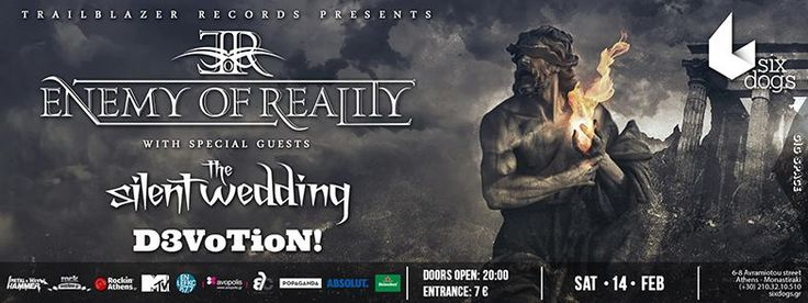http://justbands.gr/enemy-of-reality-lp-launch-w-the-silent-wedding-devotion-live-six-dogs/