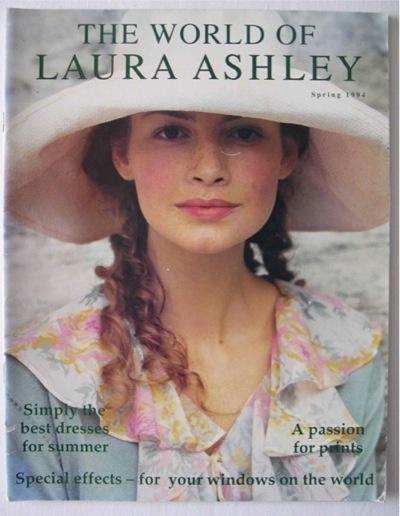 The world of Laura Ashley: Ads Layout, 90S Kids, 1980, Ashley Fashion, Catalog Magazines, Long Curly Hair, Fabulous, Ashley Spring, Ashley Clothing