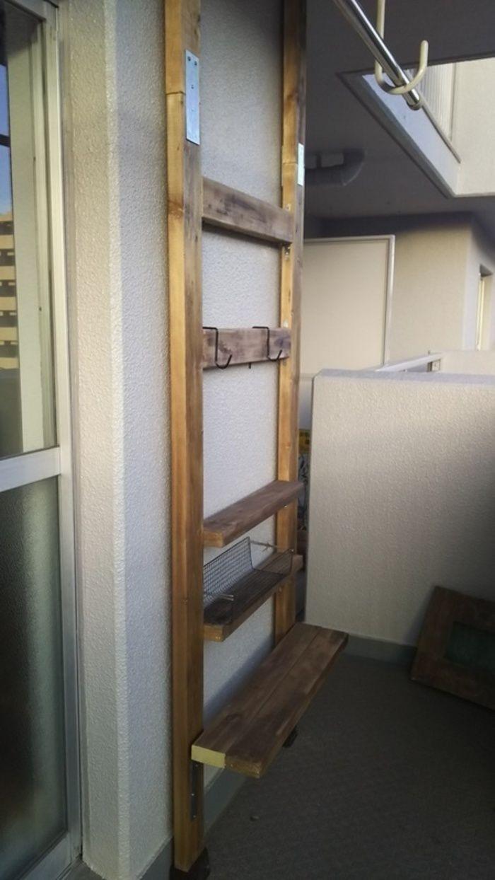 自宅ベランダをカフェのように 狭くても快適空間に変えるアイディア