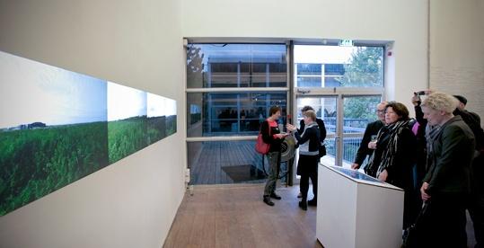 Irene Fortuyn (Ketter & Co), Cityscape Almere (2008). © Gert Jan van Rooij, Museum De Paviljoens