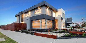 Residential Home Exterior Design