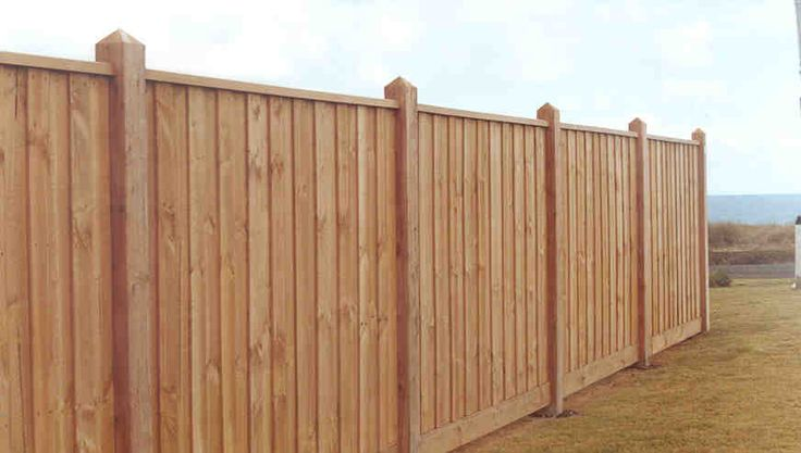 Best 25 Timber Fencing Ideas On Pinterest Outdoor