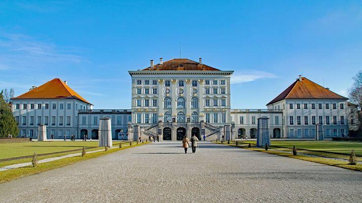 coisas grátis para fazer em munique Schloss Nymphenburg