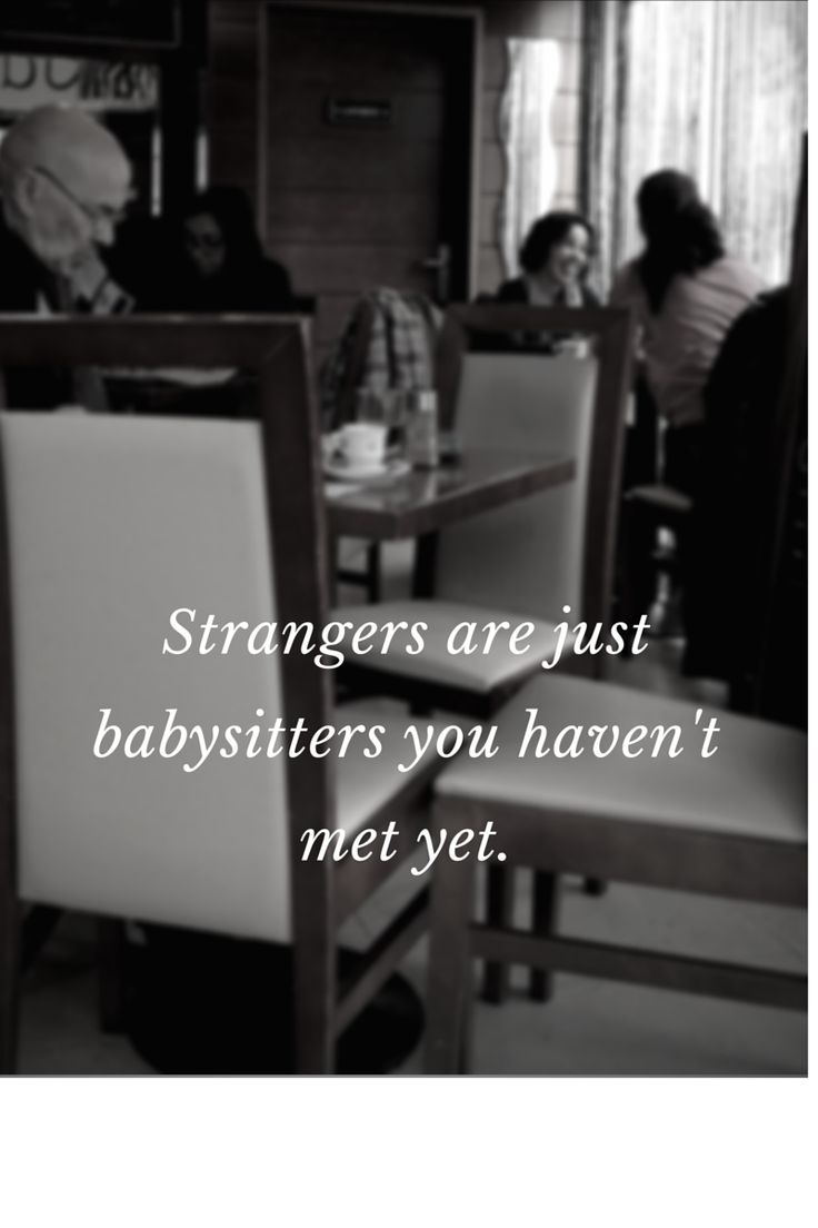 I gave my baby to a stranger in the supermarket. I can't really explain why, but it just felt right. My family and I live near Coimbra, in Portugal. When my youngest was a few months old, we starte...