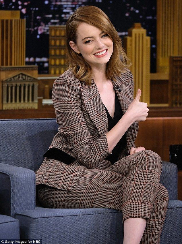 Sparks flying? The 28-year-old La La Land starrecently told Vogue that her former British beau is described as 'someone I still love very much'