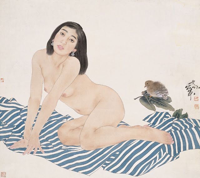 Asian Contemporary Art Nude