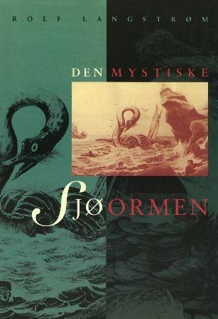 """""""Den mystiske sjøormen"""" av Rolf Langstrøm"""