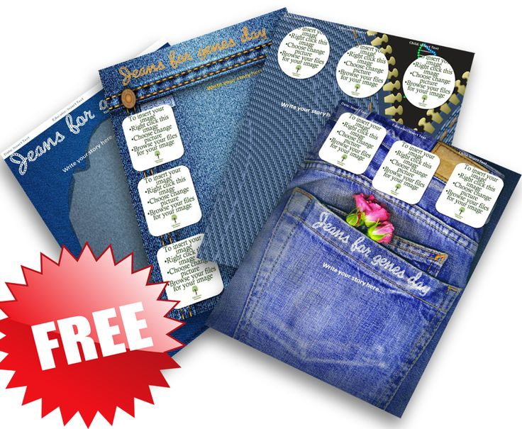 #FreebieFriday Jeans for Genes Editable Learning Story Pack is a collection of editable pages to document your learning and activities during Jeans for Genes day.  Includes Learning Outcome pages for LDC,FDC,VEYLDF,MTOP and Kindergarten. 12 pages FREE! http://designedbyteachers.com.au/marketplace/jeans-for-genes-editable-learning-story-pack/