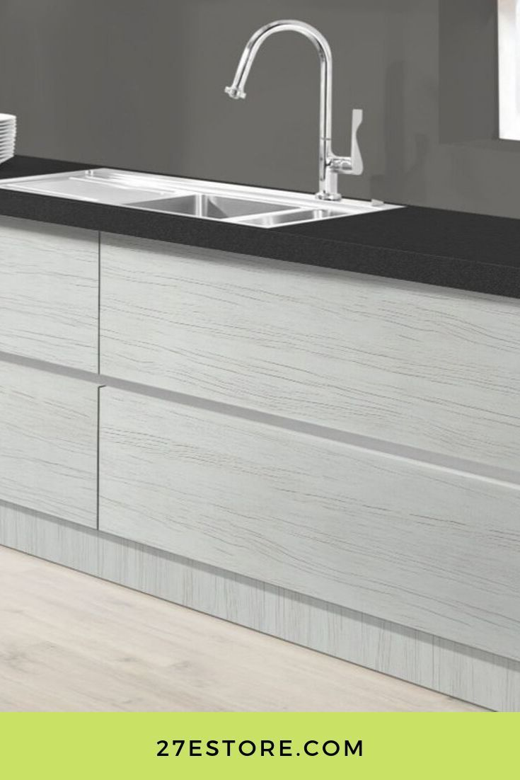 If You Select This White Woodgrain Look For Your Replacement Cabinet Doors Get Ready To Work Wi Cabinet Doors Kitchen Cabinet Colors White Kitchen Inspiration