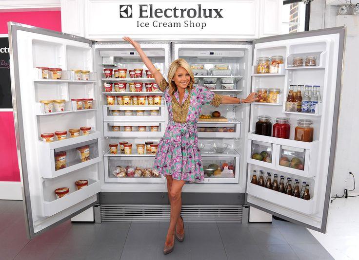 1000 images about appliances on pinterest freezers for Kitchen set electrolux