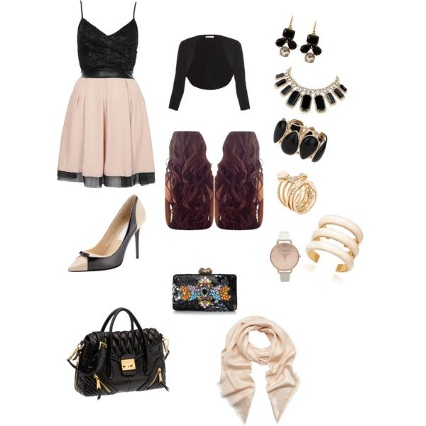 fancy dinner date outfit