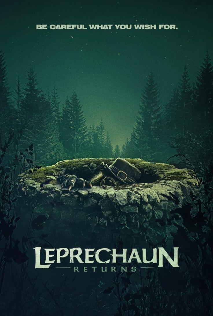Leprechaun Returns With New Poster And Release Date Nightmare On Film Street Leprechaun Leprechaun Movie New Poster