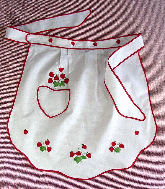 I ♥ aprons....:)