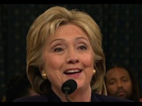 Hillary Clinton Benghazi Hearings [Day1] Summary  | Hillary Clinton gave her testimony before the House Select Committee on Benghazi today. She used the opportunity to show strength to both the Republicans and voters. || The Young Turks [gotoComments]