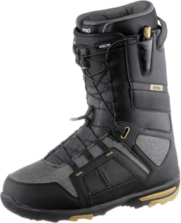 #Nitro #Snowboards #Anthem #TLS #Snowboard #Boots #Herren #schwarz
