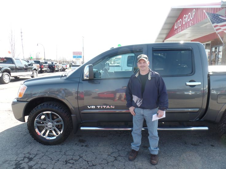 """very friendly and helpful. will come back again"" -Gary M. Thanks Gary, and a BIG thanks from the Auto Group! We appreciate the opportunity to earn your business, and hope you enjoy your new Nissan Titan!"
