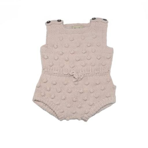 Shirley Bredal - Bubble romper, dusty rose