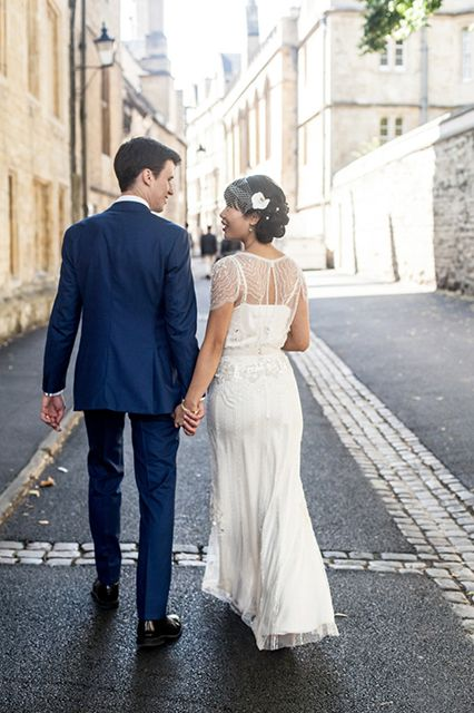 A Riverside Wedding With A Relaxed Take On Tradition #refinery29  http://www.refinery29.com/lover-ly/71#slide-22