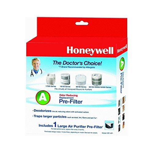 3317 best air purifiers images on pinterest air purifier amazon honeywell universal carbon air purifier replacement pre filter new fandeluxe Image collections