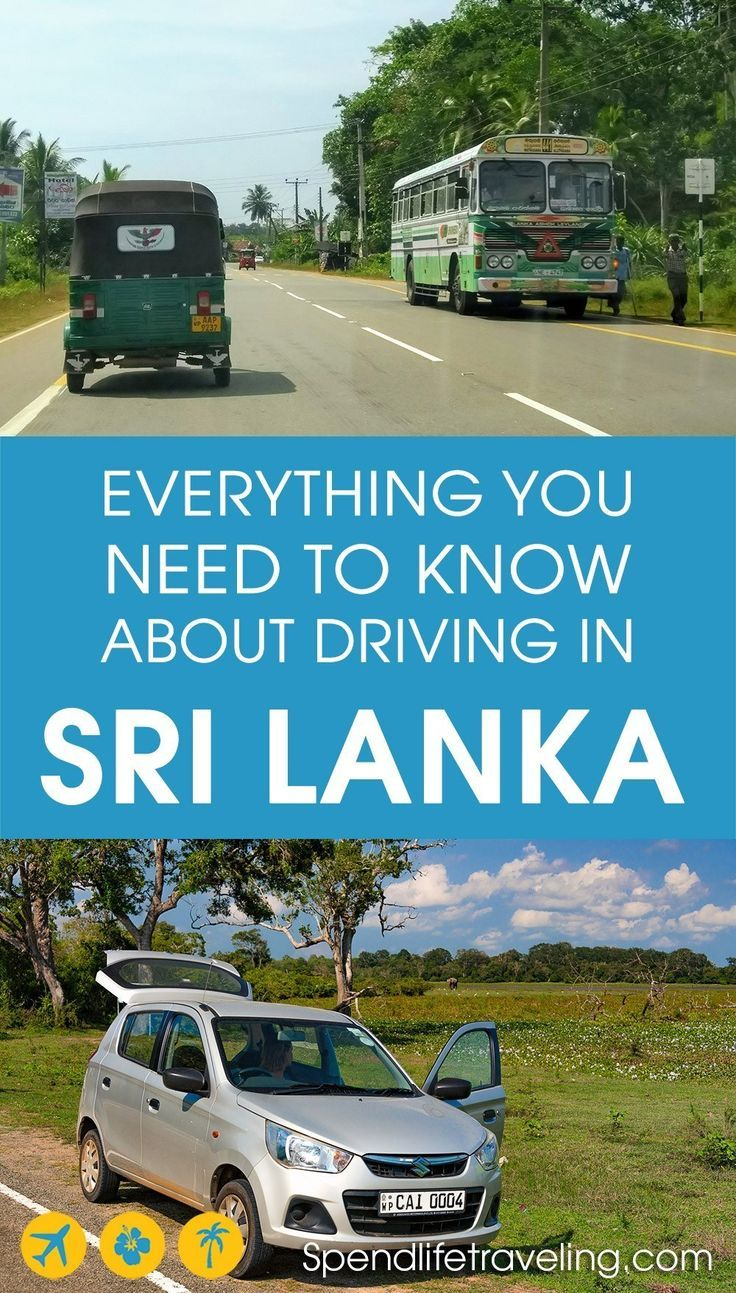 Driving In Sri Lanka What You Need To Know About Renting A Car