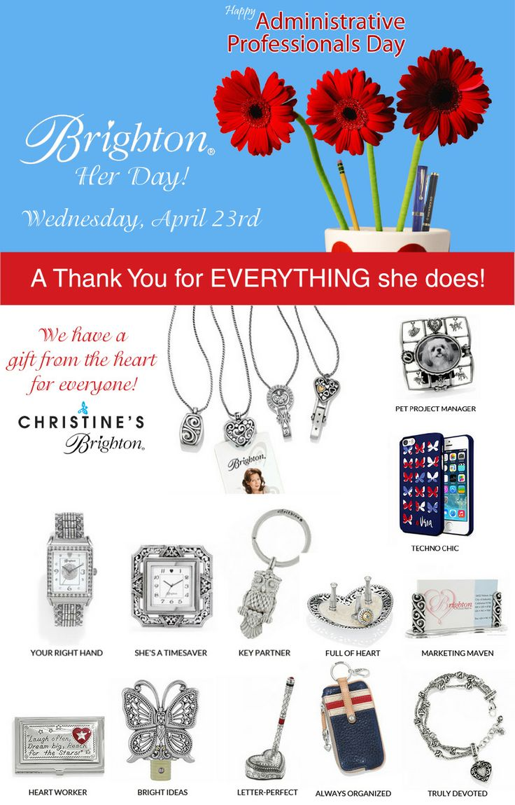 Keeping it simple kisbyto national bosses day - Don T Miss Administrative Professionals Day Give A Gift From The Heart We