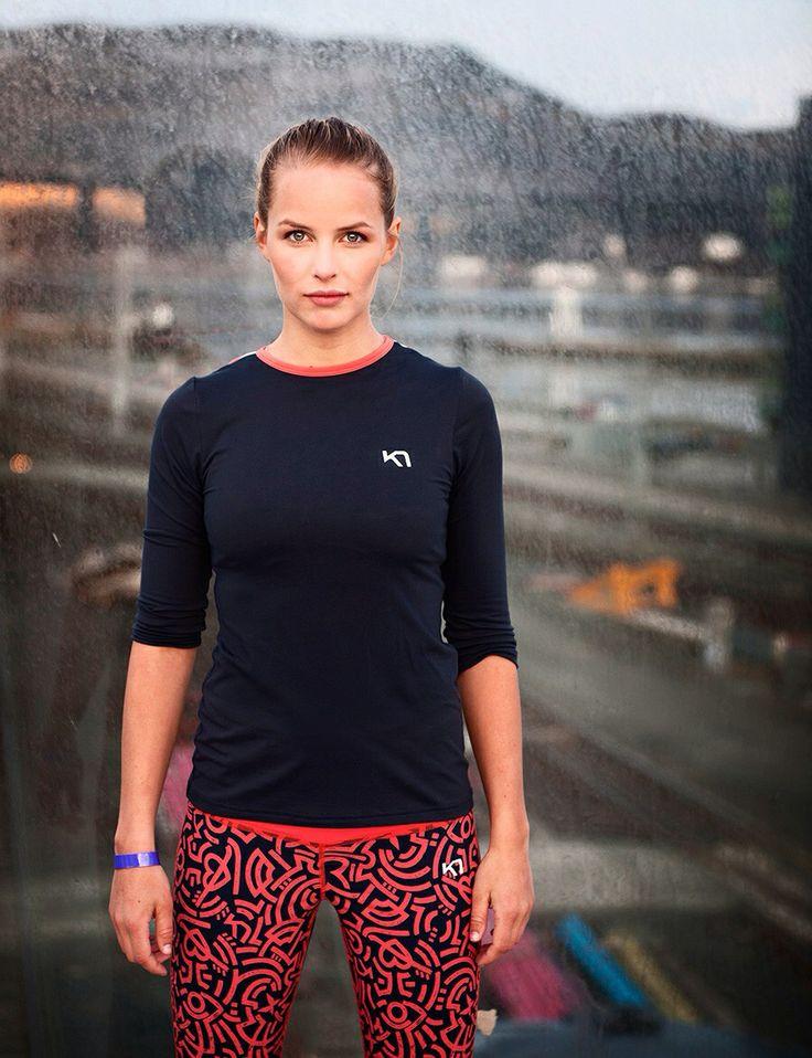 Kari Traa Sarah 3/4 sleeve #getinspiredoutfit #karitraa