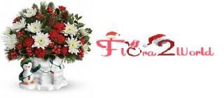 Send #Flowers to UK with Full Reliability