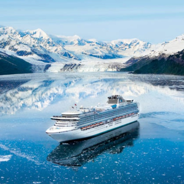 Cruise through Alaska! | Places I want to go | Pinterest: pinterest.com/pin/203717583116194105