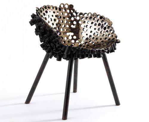 Tom Prise   Meltdown # 1 Bronze Chair   Http://mymagicalattic.blogspot. Tom  PriceFurniture ...