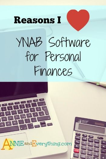 I chose YNAB Mac software to keep track of our family finances. Read to find out why. (Psst! It comes in Windows, too!)