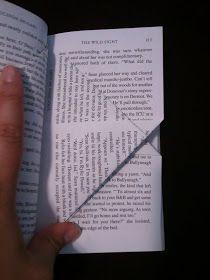 Book folding tutorial