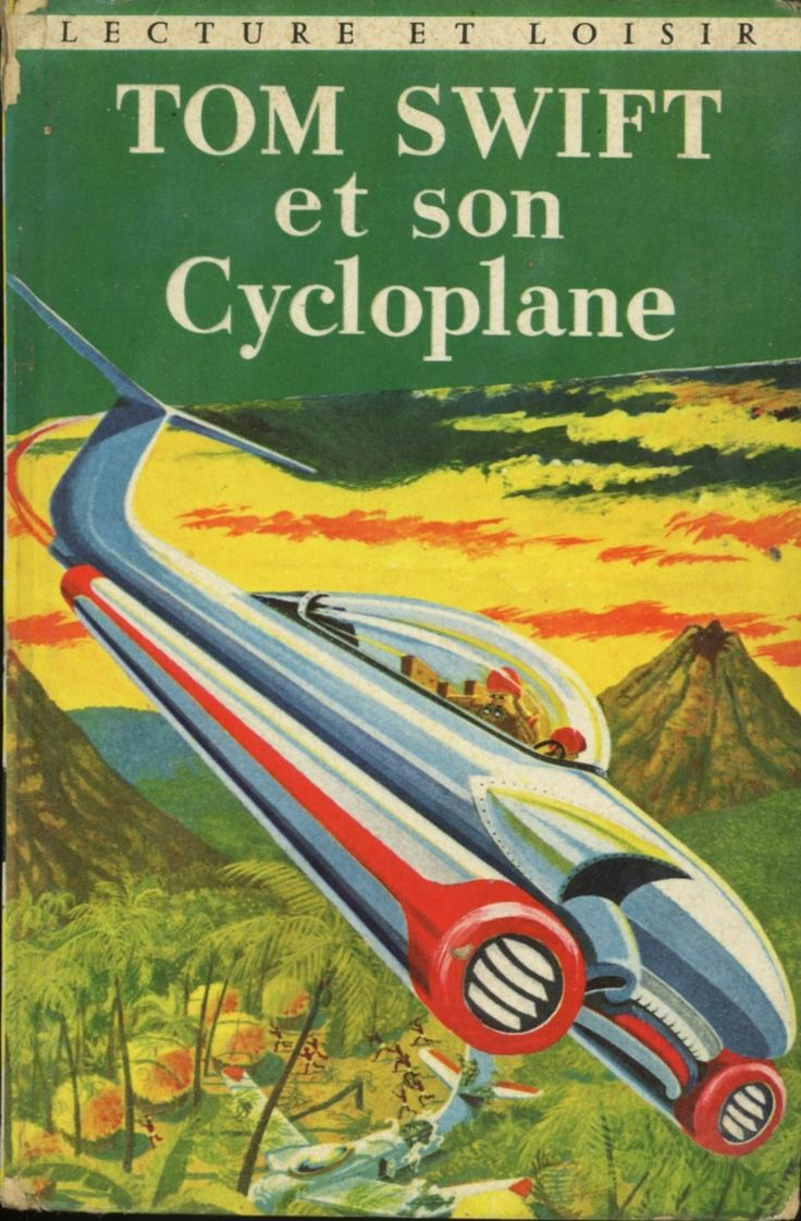 G. Kaye - Charpentier Lecture et Loisir - Victor Appleton II Tom Swift 1960