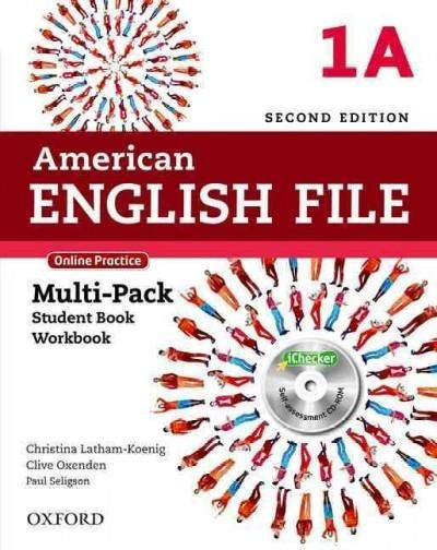 American English File 1A: Multi-Pack