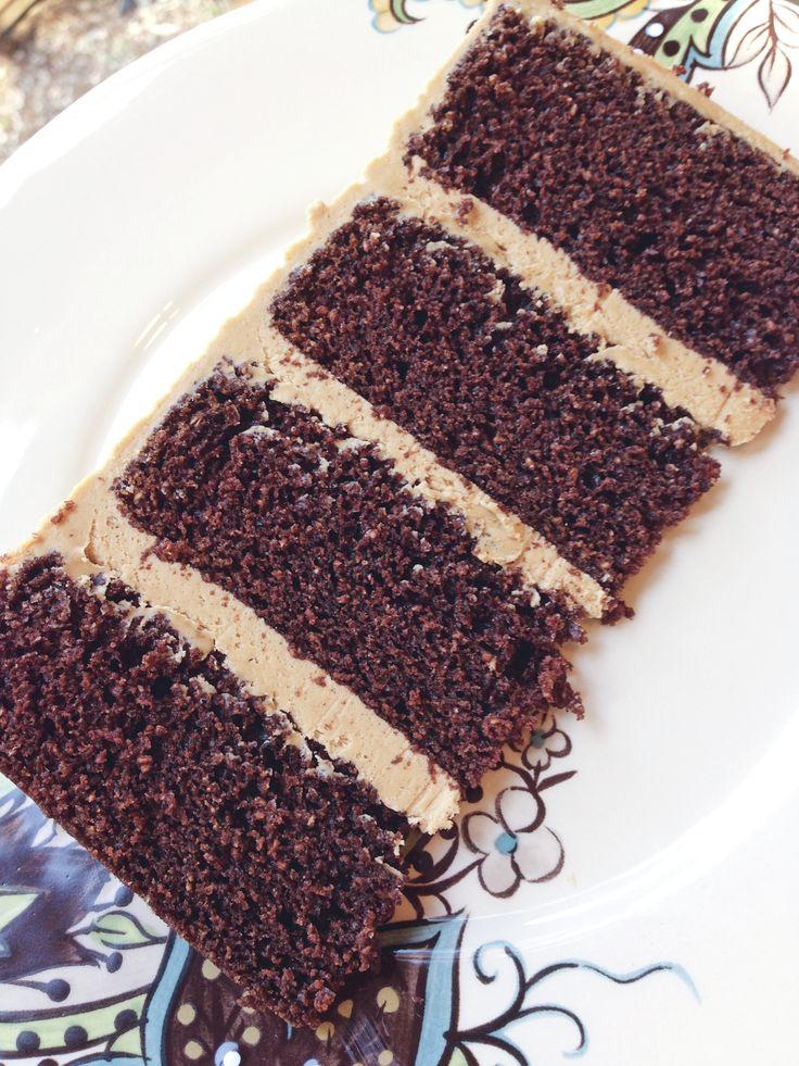 TLB Gluten-Free Chocolate Cake