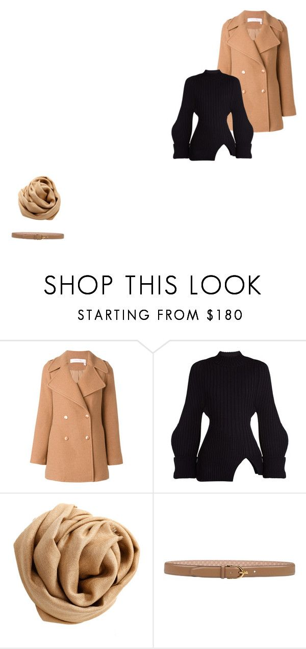 """""""4"""" by valentina-badeanu on Polyvore featuring See by Chloé, Jacquemus, Brunello Cucinelli and Gucci"""