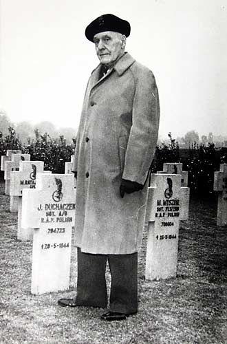 General Stanisław Maczek.