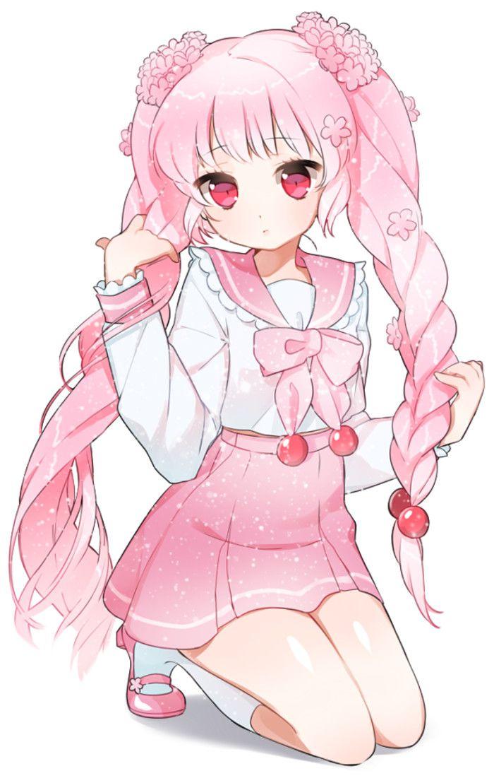 37 best sakura miku images on pinterest anime girls - Cute anime miku ...