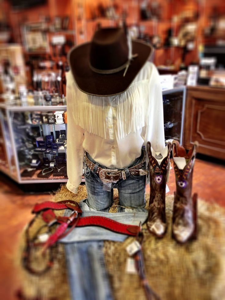 Ride in Style! Grifs Western is the largest genuine Western store in South Florida with thousands and thousands of boots, jeans, shirts, blouses, hats, belts, buckles, jewelry, saddles, tack, feed, and much more!