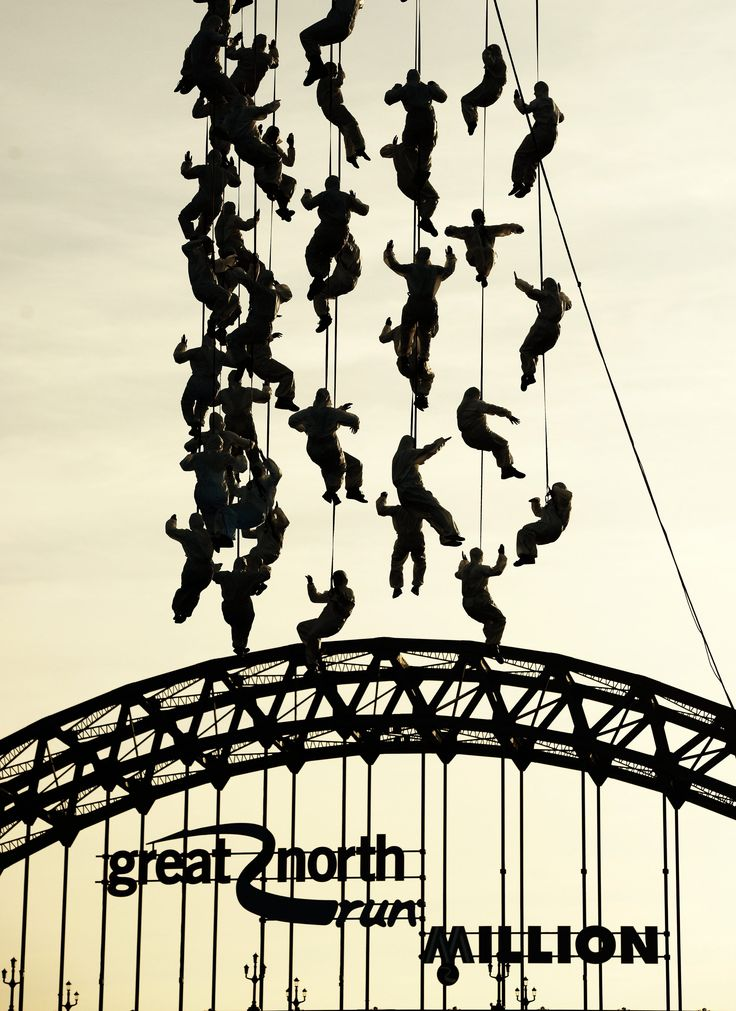 how to enter the great north run
